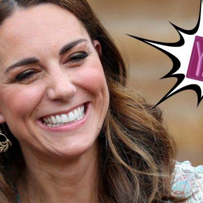 Katalin hercegné imádja a királynőtől kapott legújabb feladatát