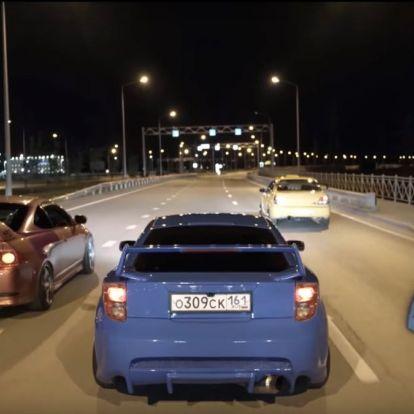 Egy orosz srác leforgatta a Need for Speedet a valóságban