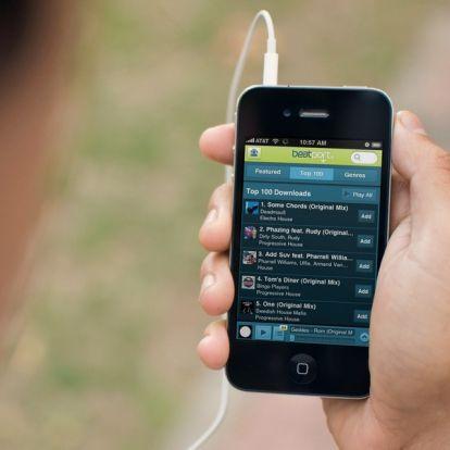 Visszatérhet az elektronikus zenei Spotify
