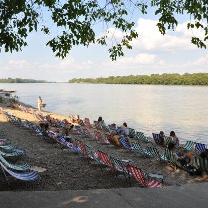 Közel 50 éve nem volt ilyen: egy napig legálisan fürödhetünk a Dunában a Római-partnál
