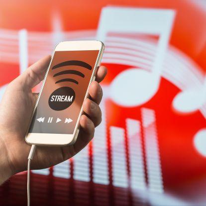 10 év múlva egy milliárd ember fizet majd a zenei streamingért