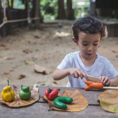 Fenntartható gyerekszoba – Környezetbarát játékok a legkisebbeknek