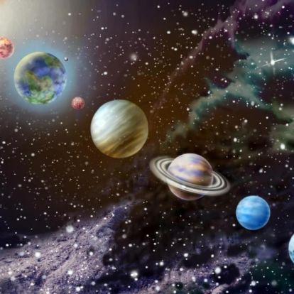 A hét legfontosabb bolygóállásai: július 1-7.