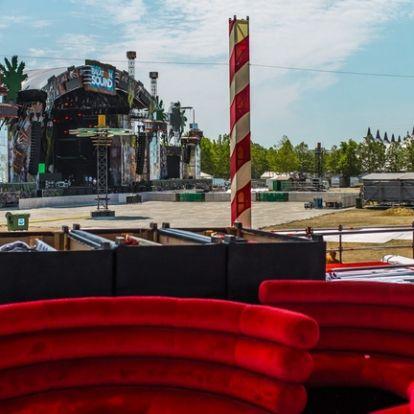 Videó: ilyen lesz a VIP az idei Balaton Soundon