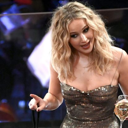 Nagyon vad lesz Jennifer Lawrence lánybúcsúja