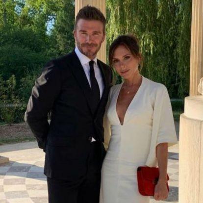Beckhamék csillivilli luxusban ünnepelték 20. házassági évfordulójukat