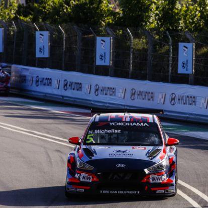 Foggal-örömmel küzd a Hyundai Michelisz bajnoki címéért, 25 pontra az első hely