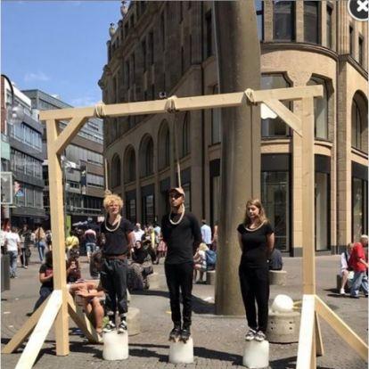 Felkavaróan zseniális demonstráció a klímaváltozásról