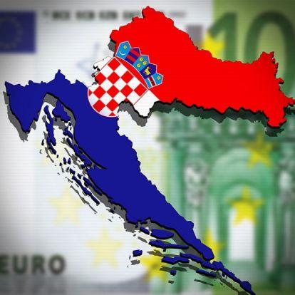Euró: A horvátok bevezetnék, a magyar kormány kivár