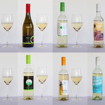 Nagy Irsai Olivér borteszt