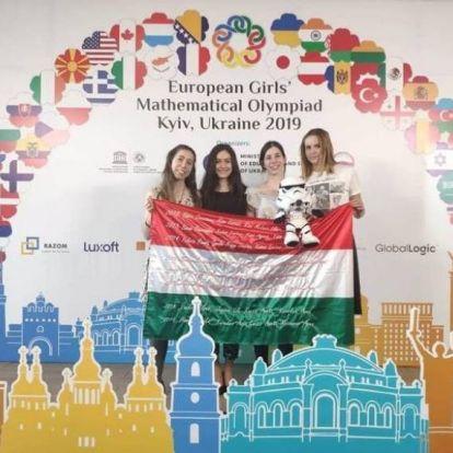 Magyar lányok kiválóan szerepeltek a Matematikai Diákolimpián