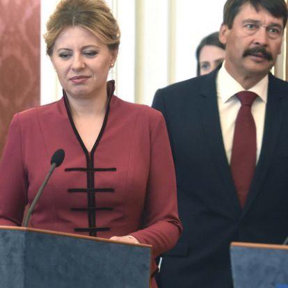 Čaputová: A V4-ek jelenítsék meg a jogállamiságot, a demokráciát és a szabadságot