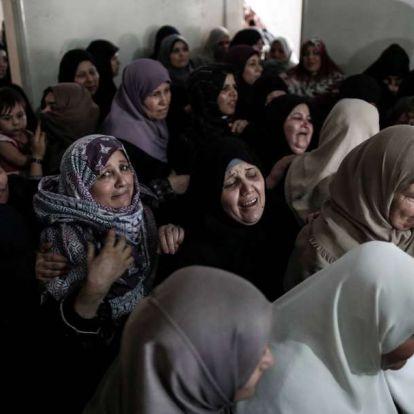 Tévedésből lőttek agyon egy palesztin határőrt izraeli katonák