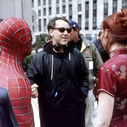 Sam Raimit még mindig kísérti a soha meg nem valósuló Pókember 4.