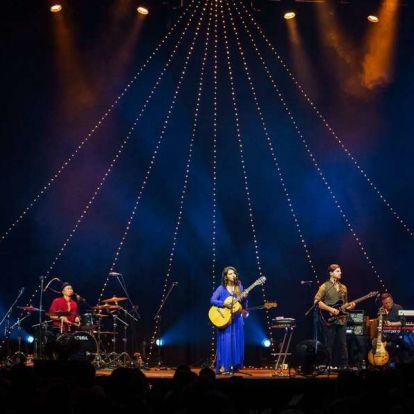 Katie Melua: vetélytársak nélkül az arénában