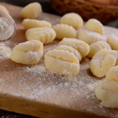 Gnocchi: Kimondani nem könnyű, elkészíteni viszont pofonegyszerű