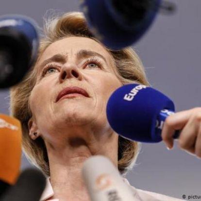"""Német nagykoalíciós perpatvar – szociáldemokrata """"nem!"""" Ursula von der Leyenre"""