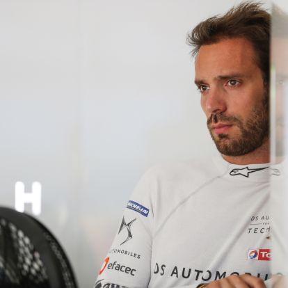 """Formula-E: Vergne piszkos húzása: """"Szóljatok Andrénak, hogy álljon meg, hogy bejöjjön a biztonsági autó"""""""