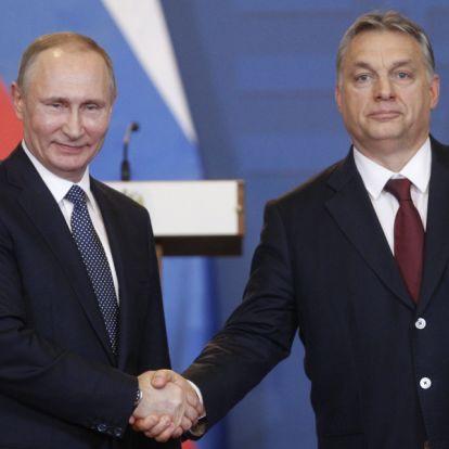 Ha vége a nyárnak, Budapestre jön Vlagyimir Putyin