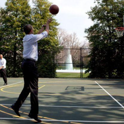 Fehér Ház: Elnöki rezidencia és sportcentrum