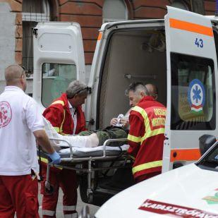 1,6 milliárdot kap a mentőszolgálat