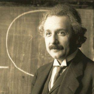 Először készült fénykép Einstein legnagyobb tévedéséről