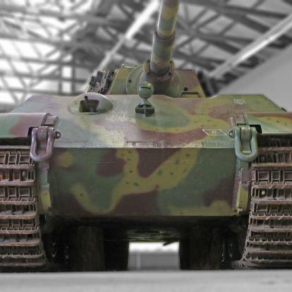 A német tankok királya