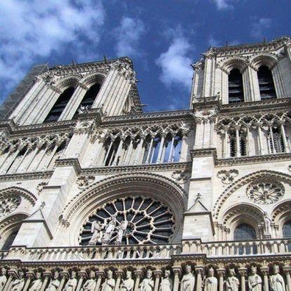 Adókedvezményt kapnak a Notre-Dame felújításának segítői