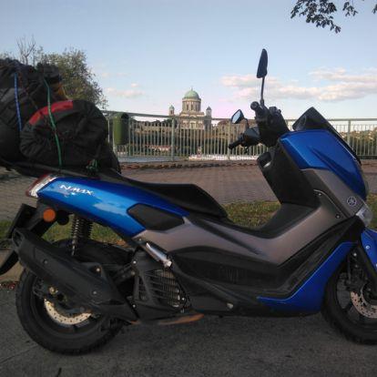 15 lóerővel a Balti-tengerig - Yamaha Nmax-tapasztalatok