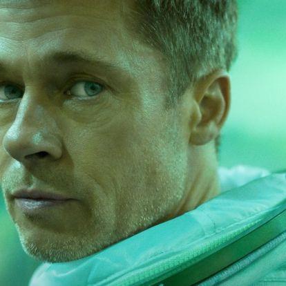 Bejelentkezett az Oscar-díjra Brad Pitt új filmjével