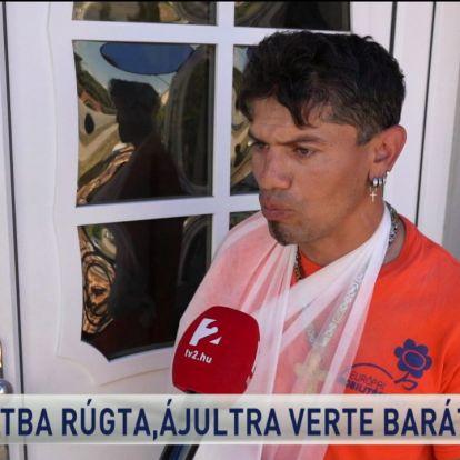 Hátba rúgta, ájultra verte barátnőjét / Tények.hu videó