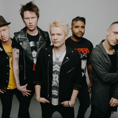 Deryck Whibley on Sum 41's New Album, the Legacy of Pop-Punk and Making Rock in 2019
