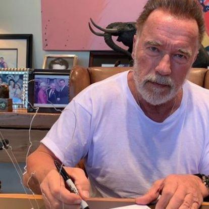 Veszélyes állatokkal él együtt Arnold Schwarzenegger a kertjében