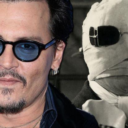 Johnny Deppet kitették A láthatatlan emberből, megvan az utódja! - Mafab.hu