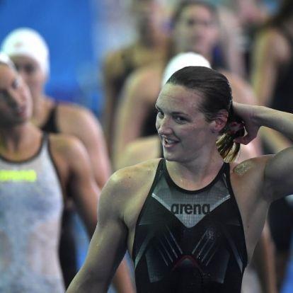 Hosszú Katinka az első úszásával sokkolta a világot a vb-n