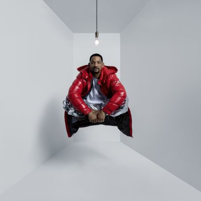 Will Smith's First Fashion Campaign Is For Moncler