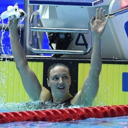 Úszás: Hosszú Katinka sorozatban negyedszer is a 200 vegyes világbajnoka!
