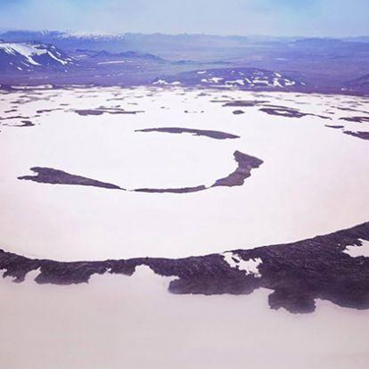 Emléktáblát kap a gleccser, amely elsőként tűnt el a klímaváltozás miatt Izlandon