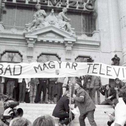 Vége az adásszünetnek! – televíziózás 1989-ben