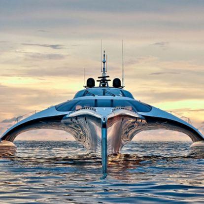 Eladó az extravagáns szuperhajó