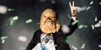 Milliókért kelt el egy Chewbacca-maszk