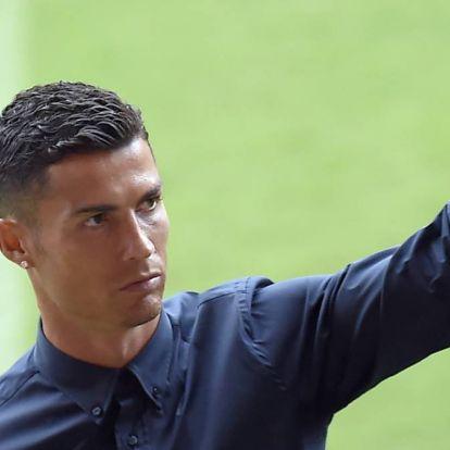 Sportvilág: Cristiano Ronaldo mindenki felett!