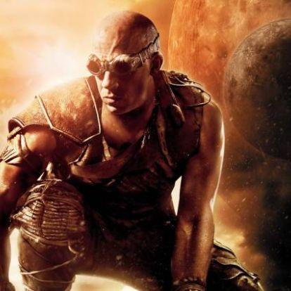 Elkészült a Riddick 4 forgatókönyve