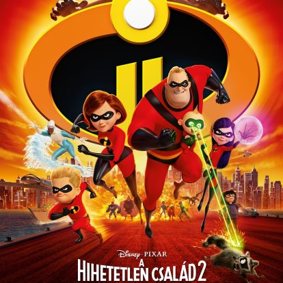 The Incredibles 2 (A Hihetetlen Család 2 - 2018)