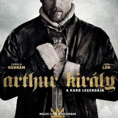 King Arthur: The Legend of The Sword (Arthur Király: A Kard Legendája - 2017)