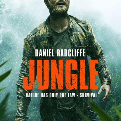 Jungle (Dzsungel - 2017)