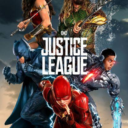 Justice League (Az Igazság Ligája - 2017)