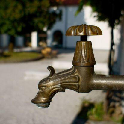 Egyszerű vízcsap tömítésének cseréje