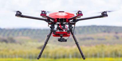 Drónszabályozó technológiát tett ingyenesen használhatóvá a Vodafone