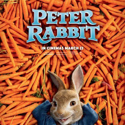 Peter Rabbit (Nyúl Péter – 2018.)